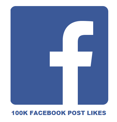 how to get 100k likes on facebook