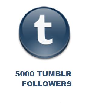 5000 tumblr-followers