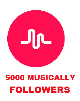 5000 Musically Fans